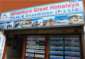 Adventure Great Himalaya Treks